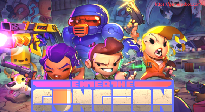 Enter the Gungeon Pc Game