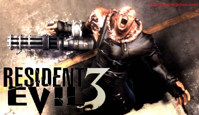 Resident Evil 3 Pc Download