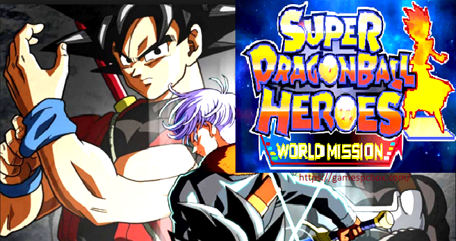 Super Dragon Ball Heroes World Mission Pc Game