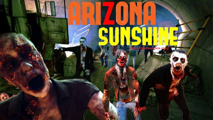 Arizona Sunshine Free Download