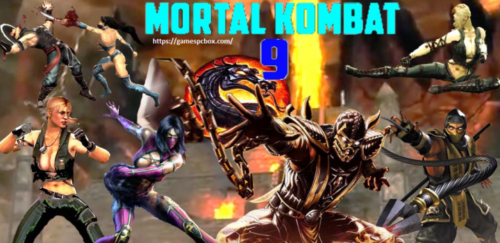 Mortal Kombat 9 Pc Download