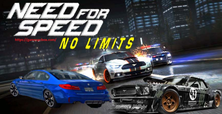 Need For Speed No Limits Free Download