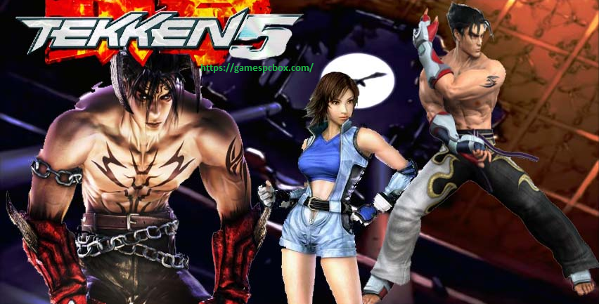 Tekken 5 Game Download