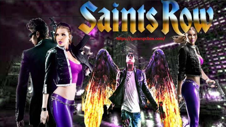 Saints Row Pc Download