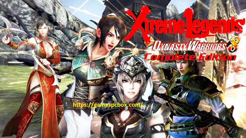 Dynasty Warrior 8 Pc Download