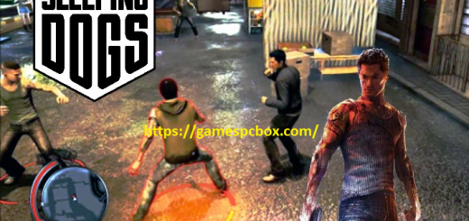 Sleeping Dogs For Pc Download