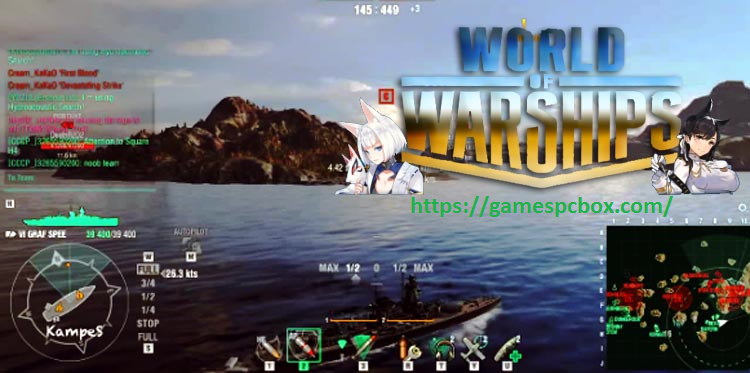 World of Warships Pc Download